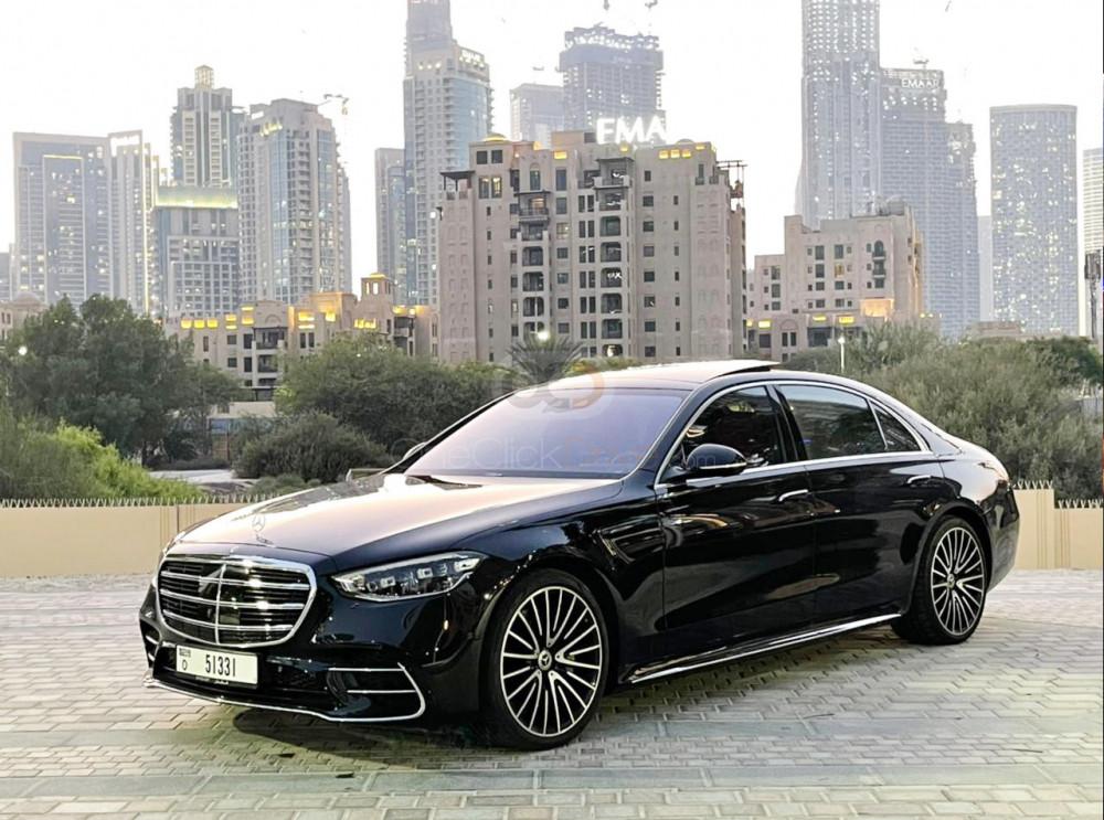 Hire Mercedes Benz S500 - Luxury Car Dubai