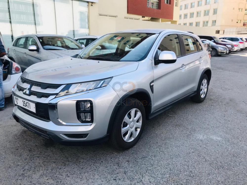 Rent Mitsubishi ASX in Dubai - Crossover Car Rental