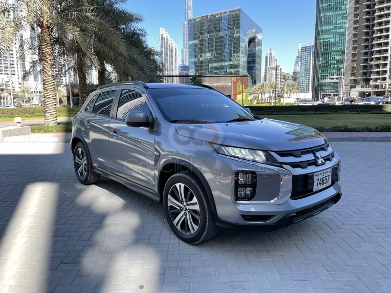 Hire Mitsubishi ASX - Crossover Dubai