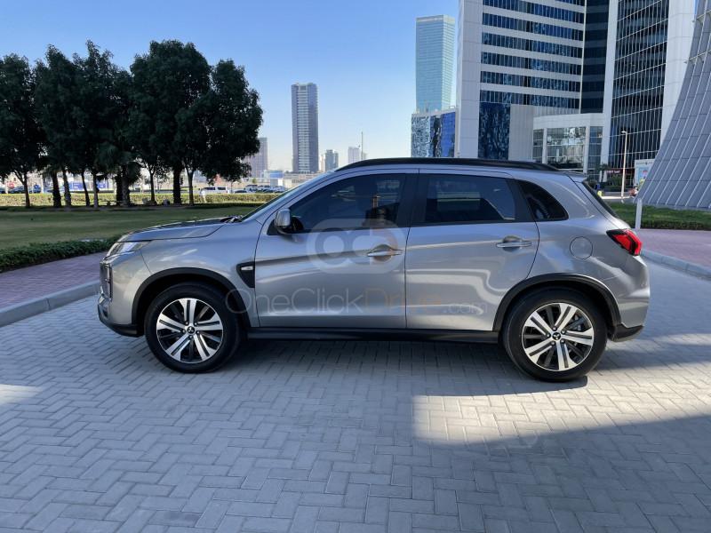 Mitsubishi ASX 2020 Rental - Dubai