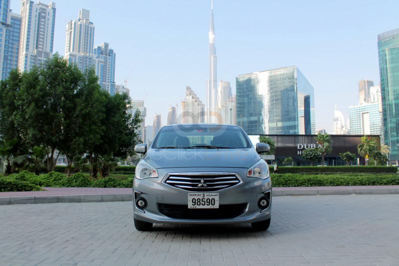 Book Mitsubishi Attrage 2019 in Sharjah