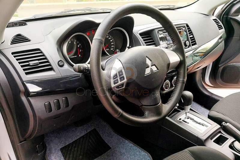 Rent 2016 Mitsubishi Lancer in Dubai UAE