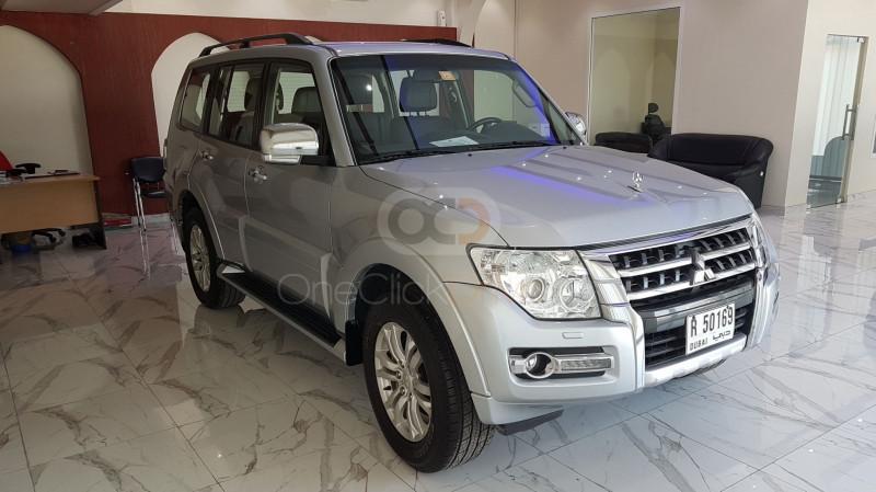 Rent Mitsubishi Pajero in Tbilisi - SUV Car Rental
