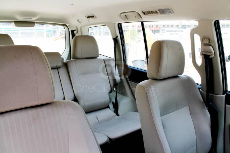 Rent 2017 Mitsubishi Pajero in Dubai UAE