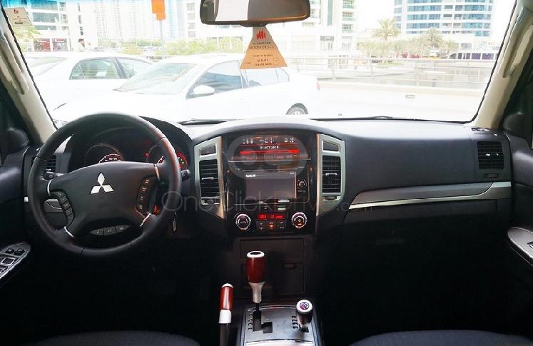 Mitsubishi Pajero 2017 Rental - Dubai