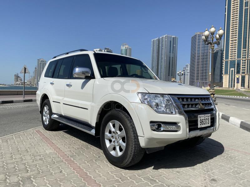 Hire Mitsubishi Pajero - SUV Dubai