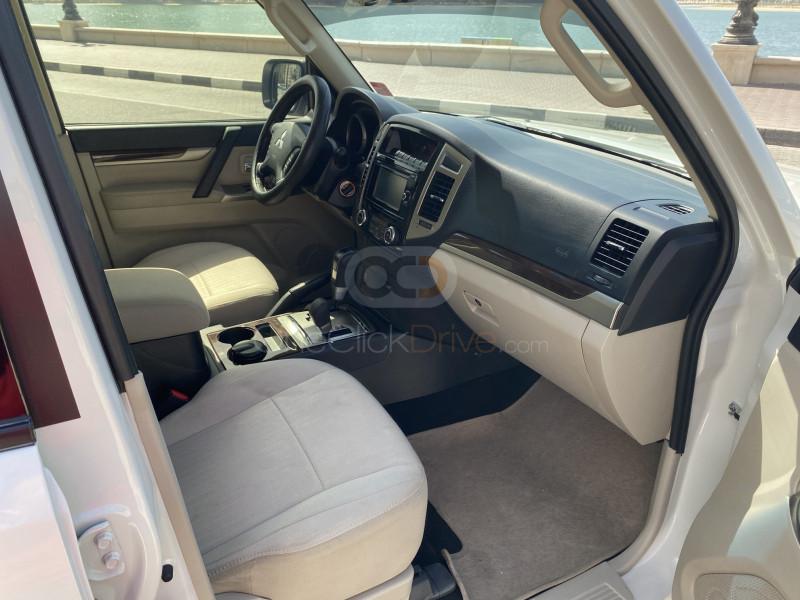Book Mitsubishi Pajero 2020 in Dubai