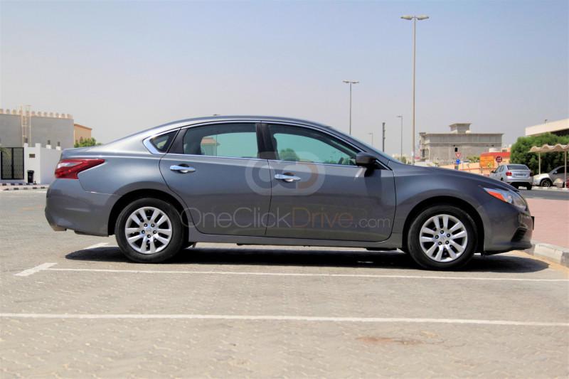 Nissan Altima 2017 Rental - Dubai