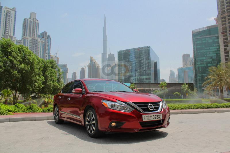 Rent Nissan Altima in Sharjah - Sedan Car Rental