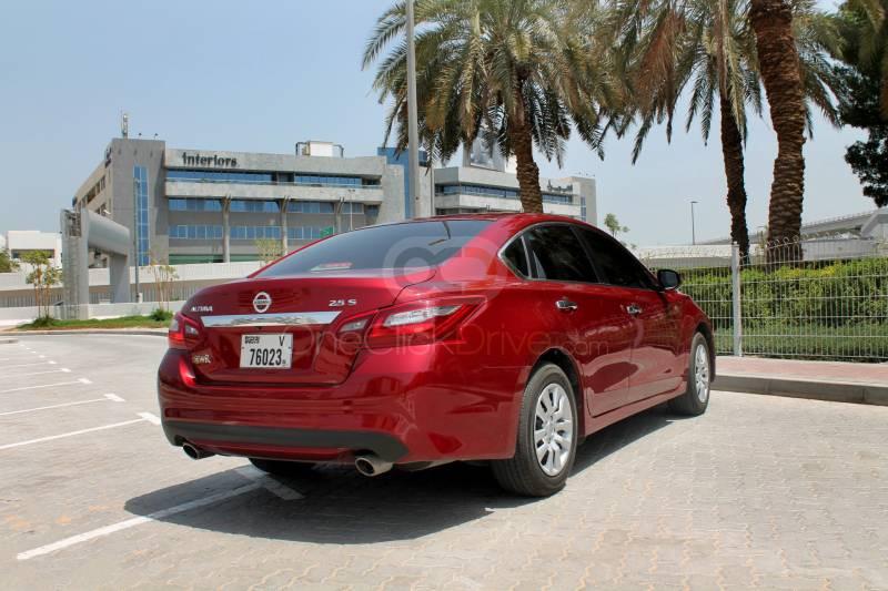 Nissan Altima 2018 Rental - Dubai