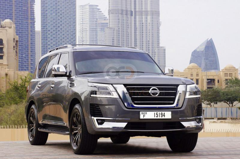 Rent Nissan Armada in Dubai - SUV Car Rental