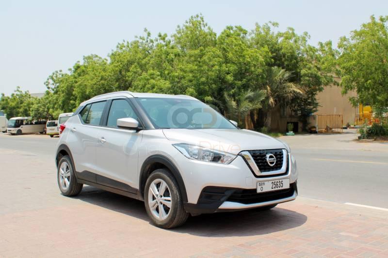 Rent Nissan Kicks in Dubai - Crossover Car Rental