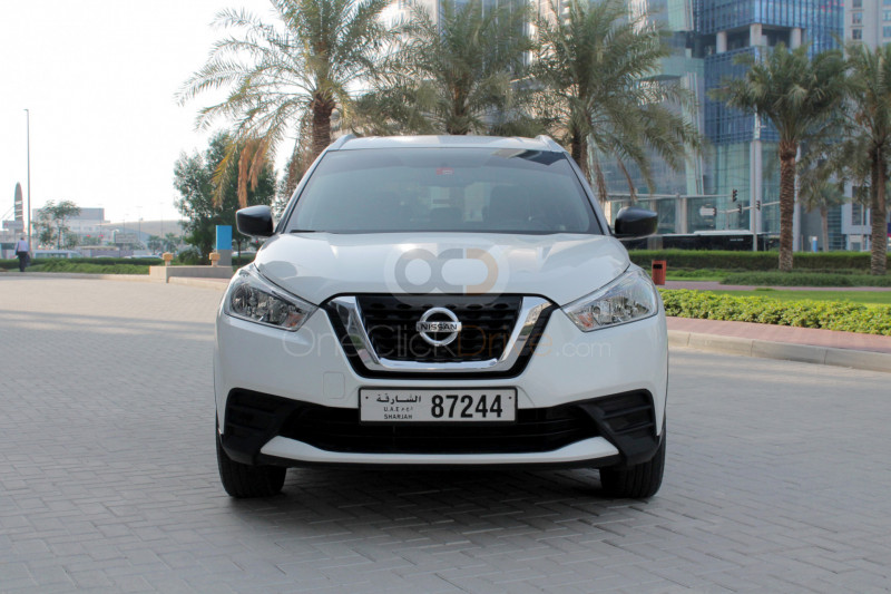 Nissan Kicks 2019 Rental - Dubai