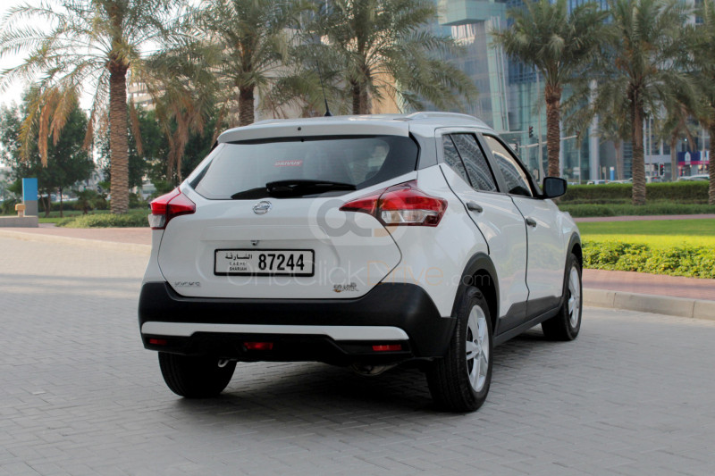 Rent 2019 Nissan Kicks in Dubai UAE