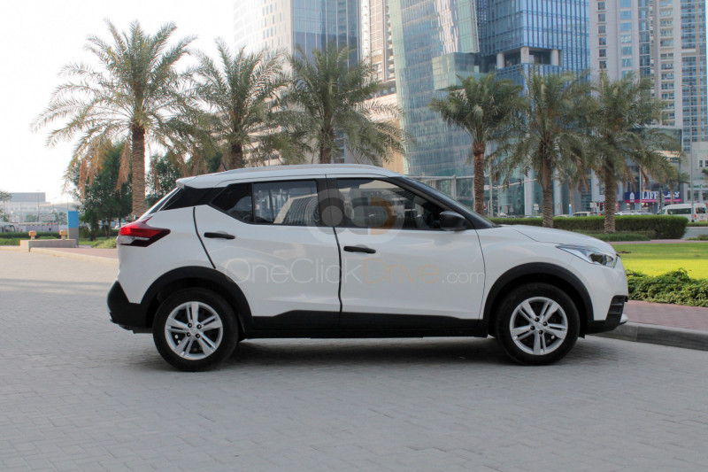 Hire Nissan Kicks - Crossover Dubai