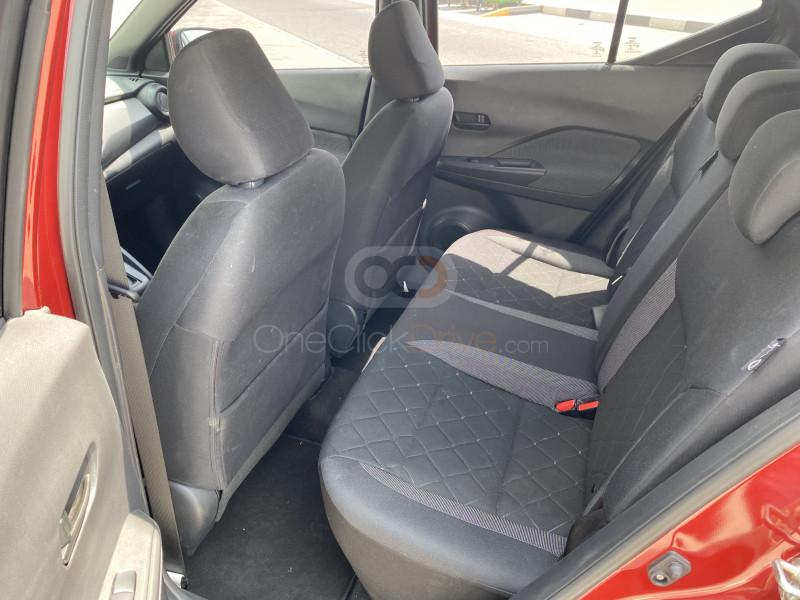 Rent 2020 Nissan Kicks in Sharjah UAE