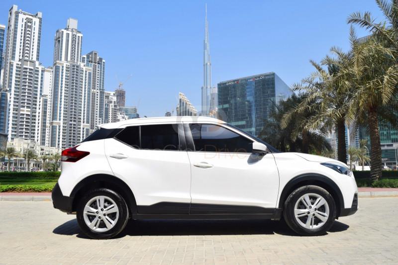 Hire Nissan Kicks - Crossover Dubai
