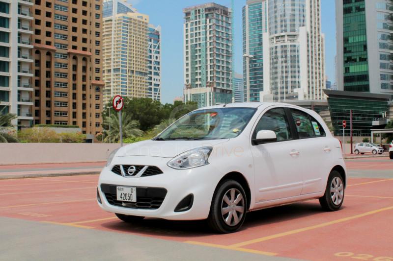 Rent Nissan Micra in Dubai - Compact Car Rental