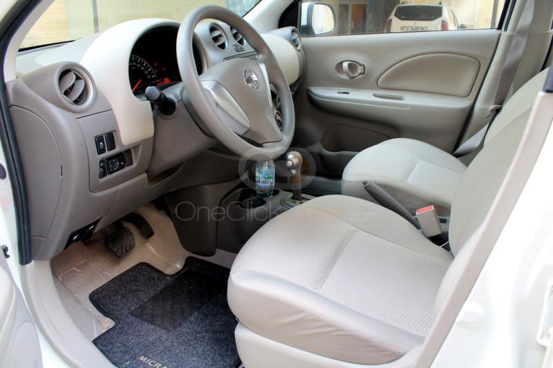 Nissan Micra 2020 Rental - Dubai