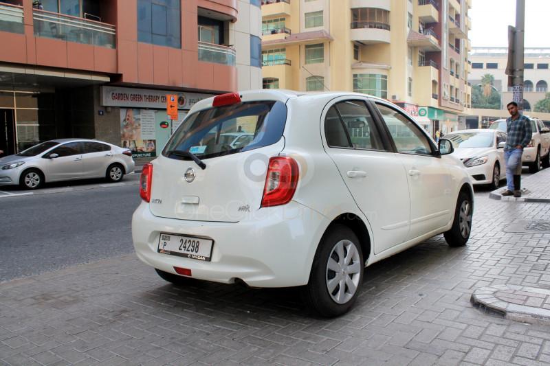 Compact Car Rental Dubai - Price.