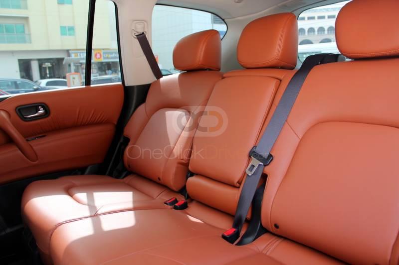 Nissan Patrol Platinum 2020 Rental - Dubai