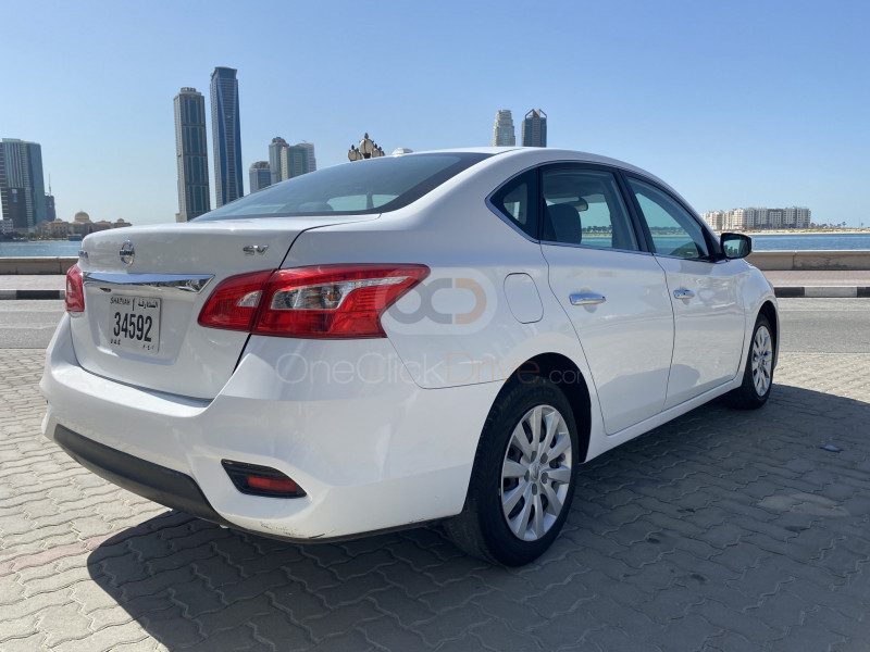 Sedan Car Rental Sharjah - Price.