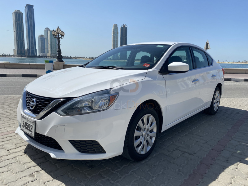 Rent Nissan Sentra in Sharjah - Sedan Car Rental