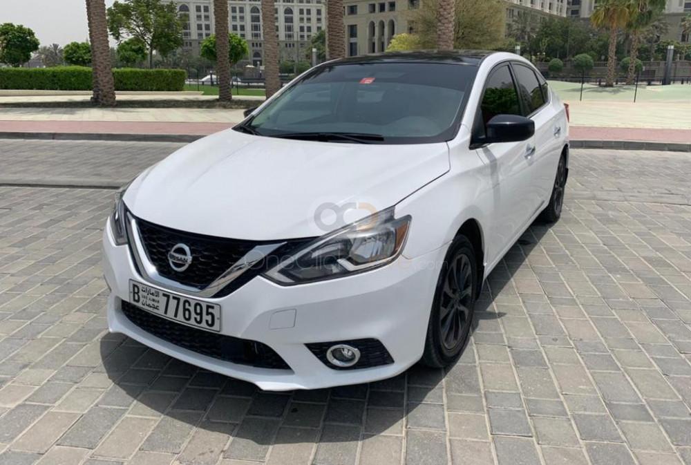 Rent Nissan Sentra in Ajman - Sedan Car Rental