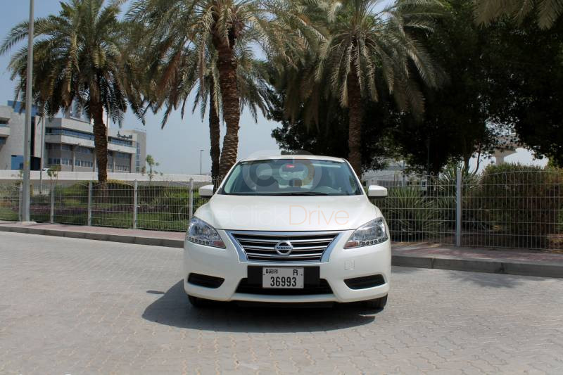 Rent 2020 Nissan Sentra in Dubai UAE