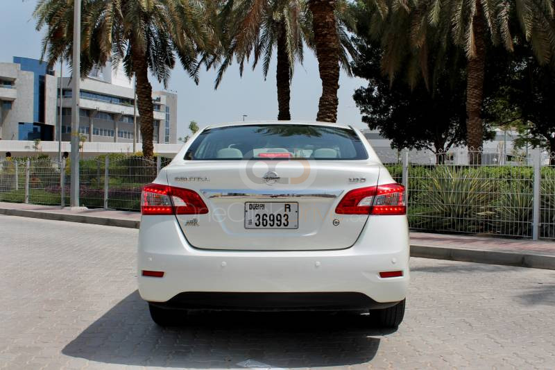 Book Nissan Sentra 2020 in Dubai