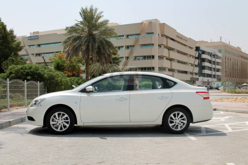 Hire Nissan Sentra - Sedan Dubai