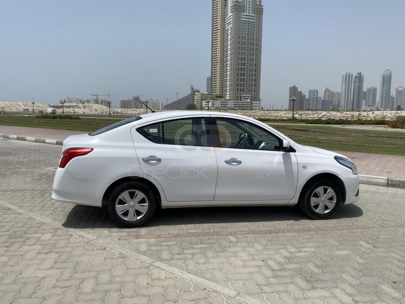 Nissan Sunny 2019 Rental - Sharjah