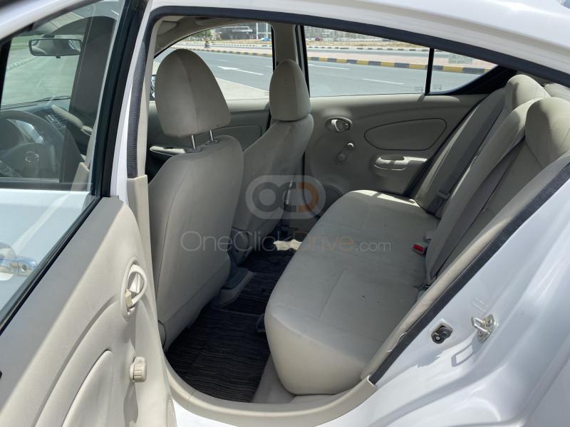 Rent 2019 Nissan Sunny in Sharjah UAE