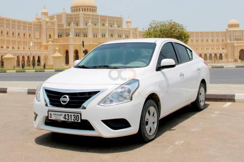 Rent Nissan Sunny in Ajman - Sedan Car Rental
