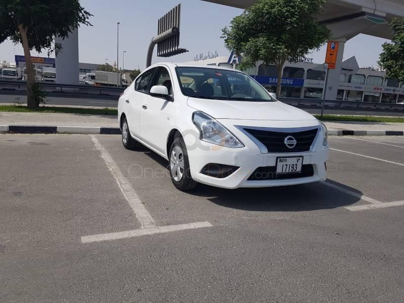 Rent Nissan Sunny in Dubai - Sedan Car Rental