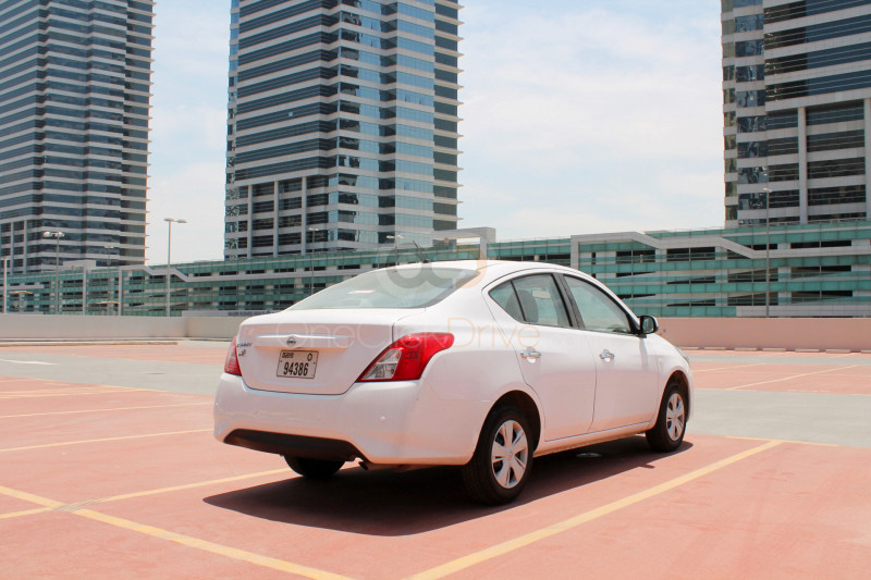 Book Nissan Sunny 2020 in Dubai