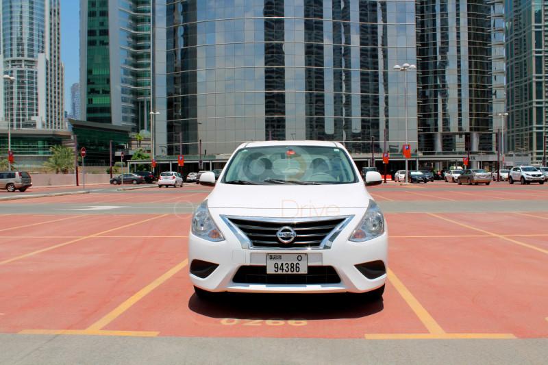 Rent 2020 Nissan Sunny in Dubai UAE