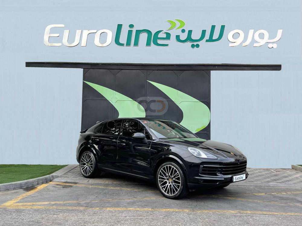 Rent Porsche Cayenne Coupe in Dubai - SUV Car Rental