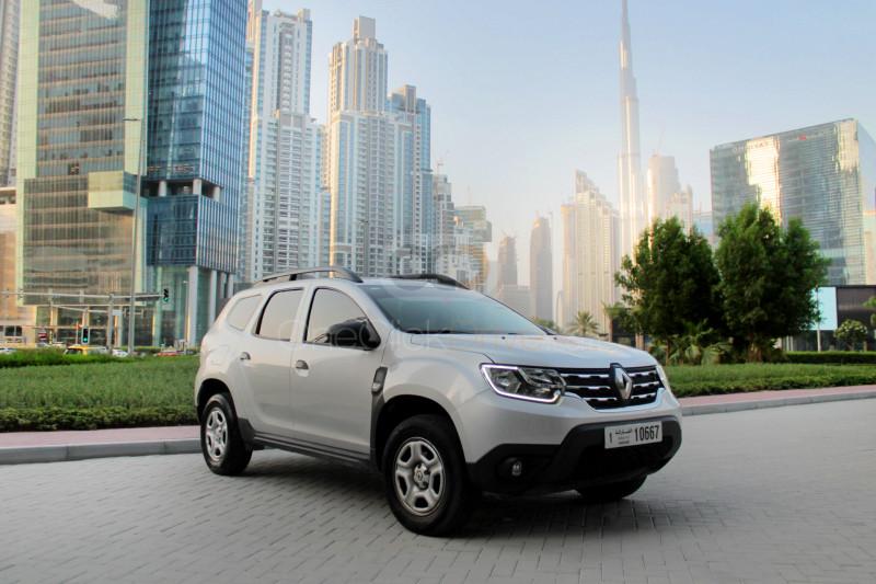 Rent Renault Duster in Sharjah - Crossover Car Rental