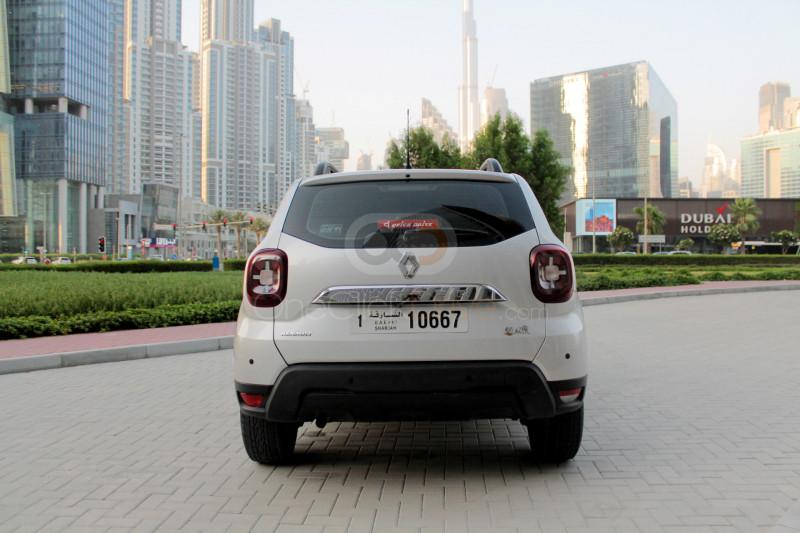 Book Renault Duster 2019 in Sharjah