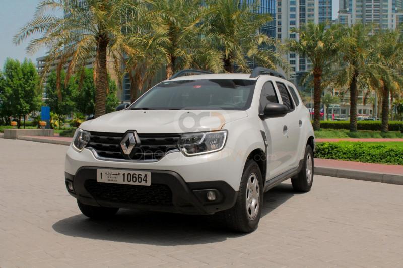 Rent Renault Duster in Ajman - Crossover Car Rental