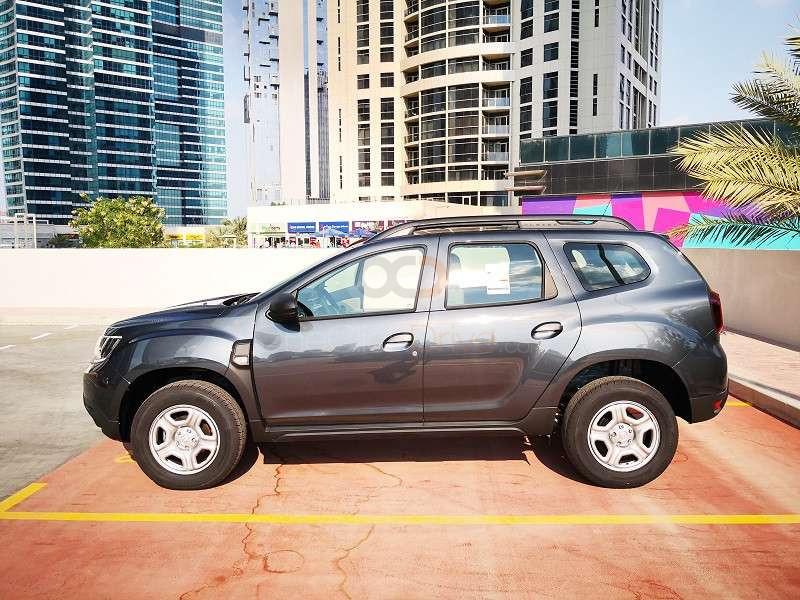 Hire Renault Duster - Crossover Dubai