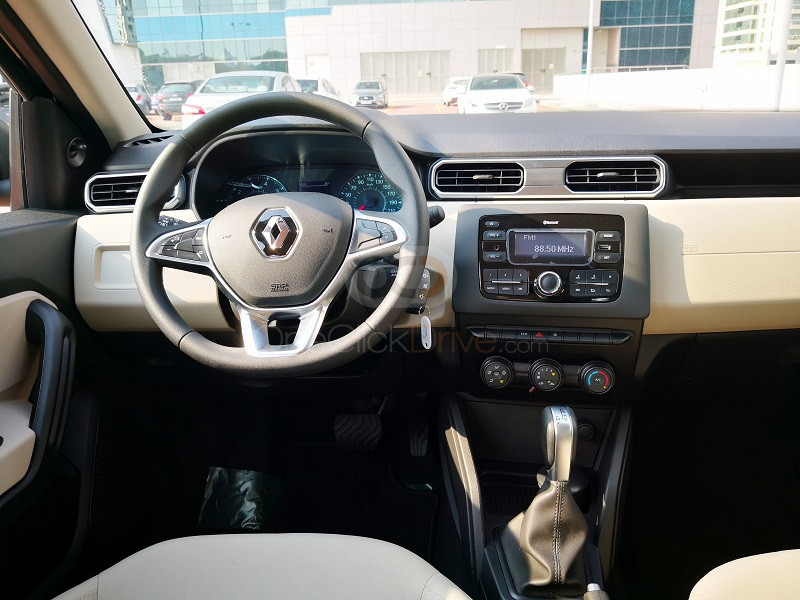 Rent Renault Duster in Dubai - Crossover Car Rental