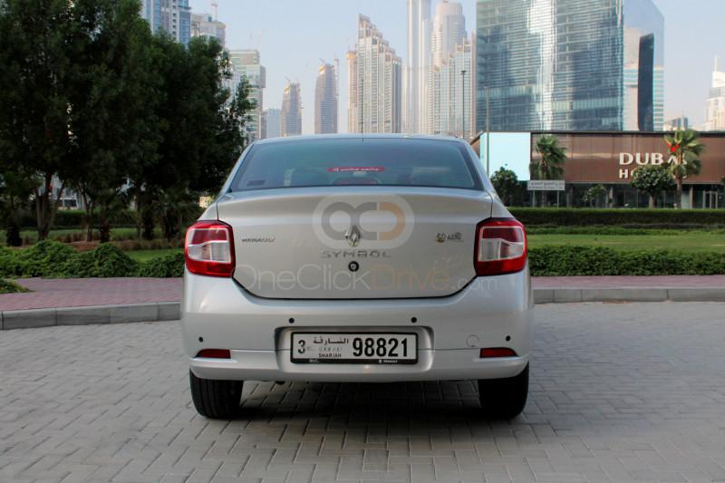 Renault Symbol 2017 Rental - Sharjah