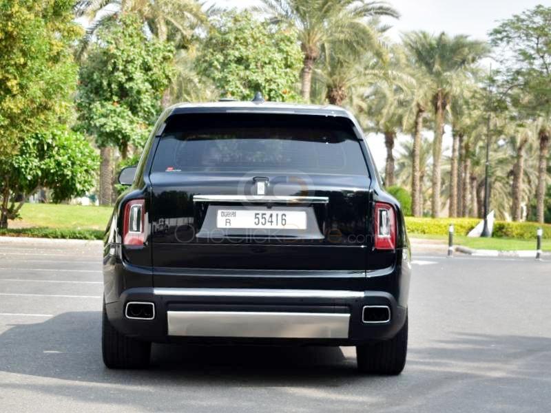 Book Rolls Royce Cullinan 2019 in Dubai