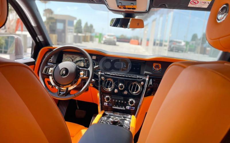 Rent 2021 Rolls Royce Cullinan in Dubai UAE