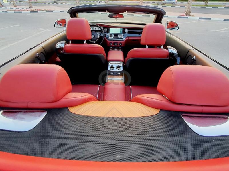 Rolls Royce Dawn 2017 Rental - Dubai
