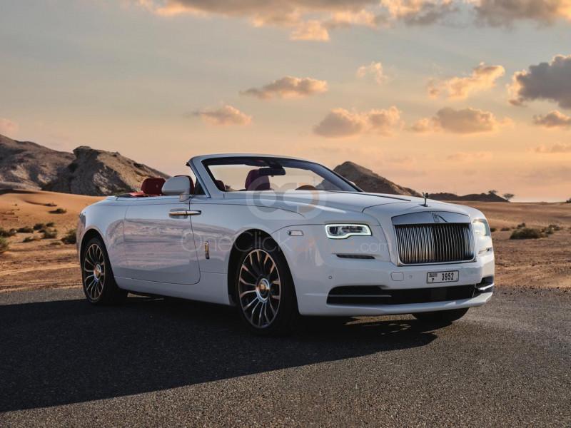 Rolls Royce Dawn 2019 Rental - Dubai