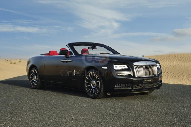 Hire Rolls Royce Dawn - Luxury Car Dubai