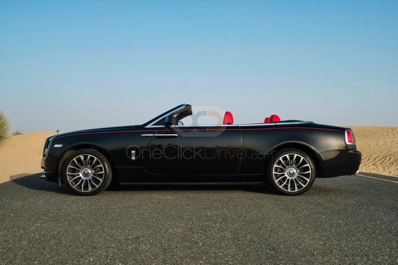 Book Rolls Royce Dawn 2020 in Dubai